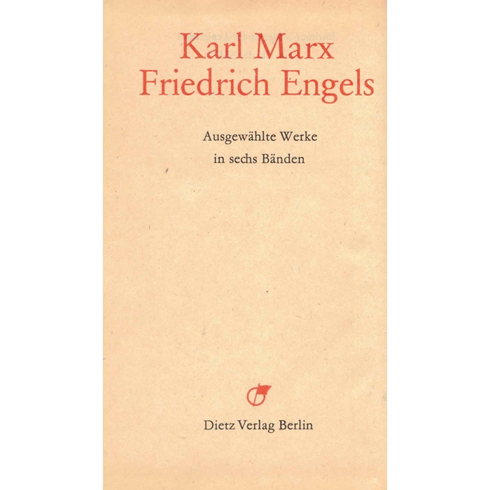 Marx Engels Wohnungsfrage