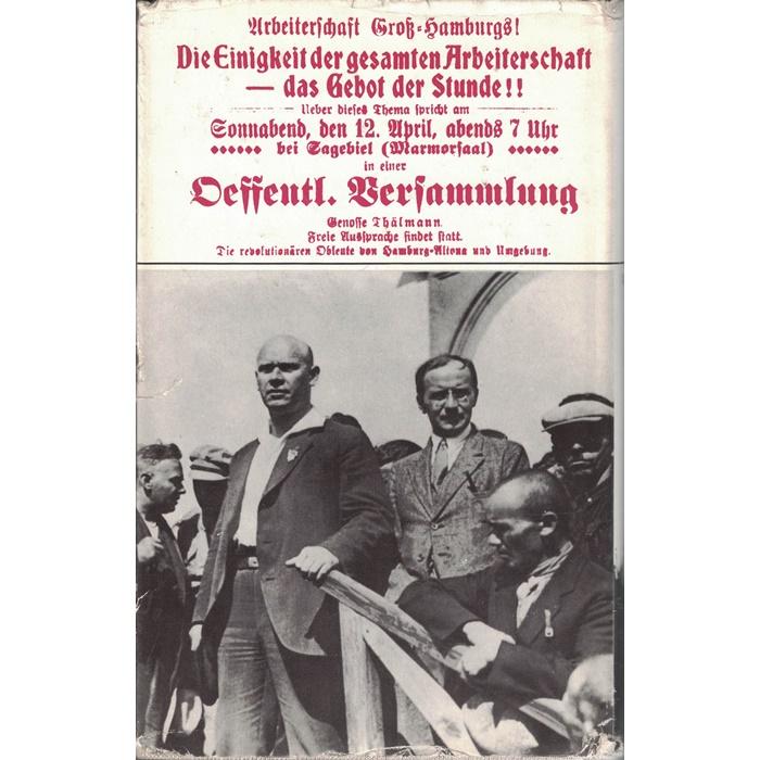 D. S. Dawidowitsch, Ernst Thälmann