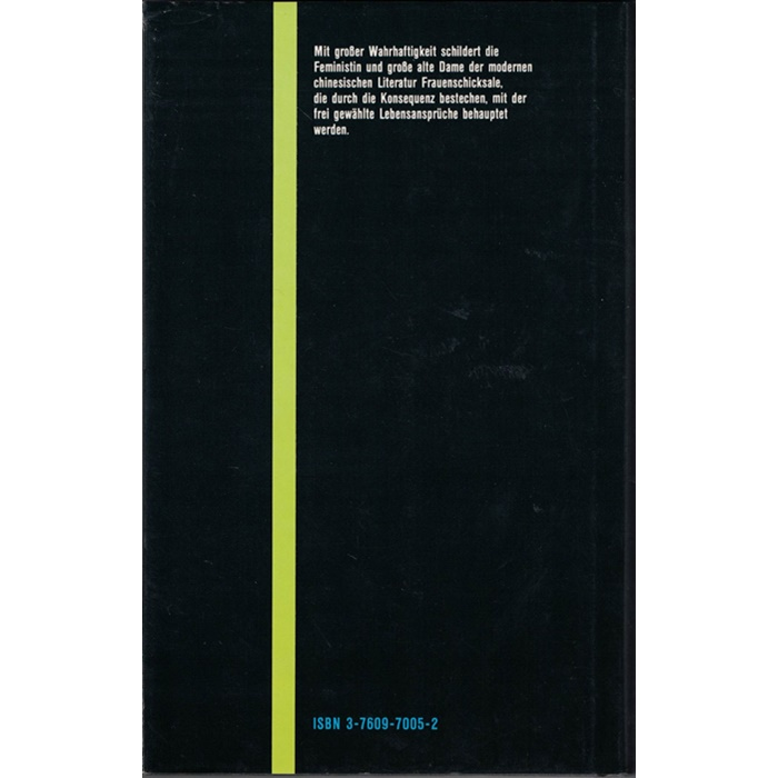 Ding Ling, Hirstkorn im blauen Meer - Erzählungen aus dem Chinesischen