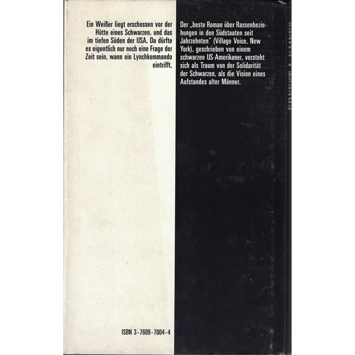 Ernst J. Graines, Eine Zusammenkunft alter Männer - Roman