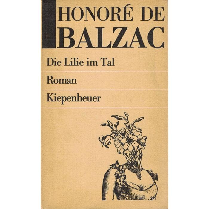 Honoré de Balzac, Die Lilie im Tal / Ein Junggesellenheim
