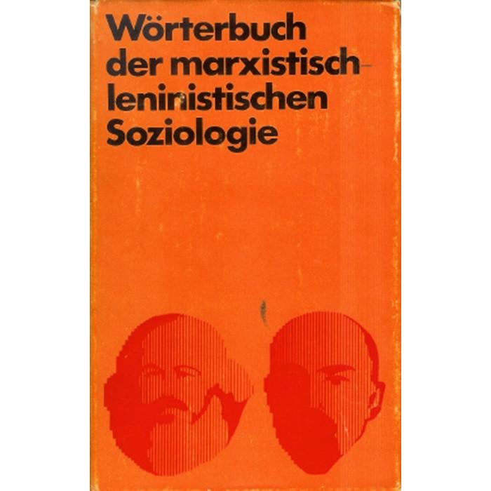 Wörterbuch marxistisch Soziologie