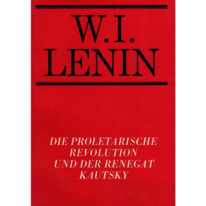 Lenin Revolution Renegat Russland
